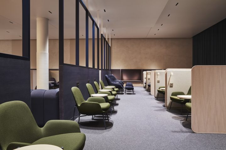 Finnair_NoSe Lounge_Business Lounge_Relax Area