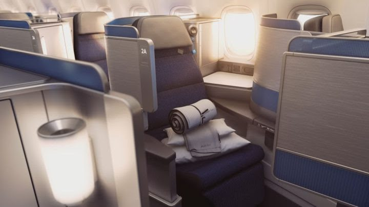 United businessclass