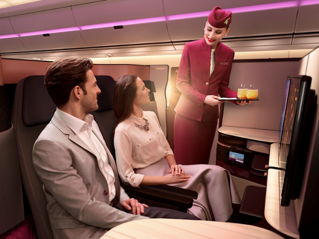 Qatar Businessclass