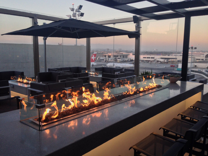 Lovely in La La Land – Star Alliance Business Lounge Los Angeles