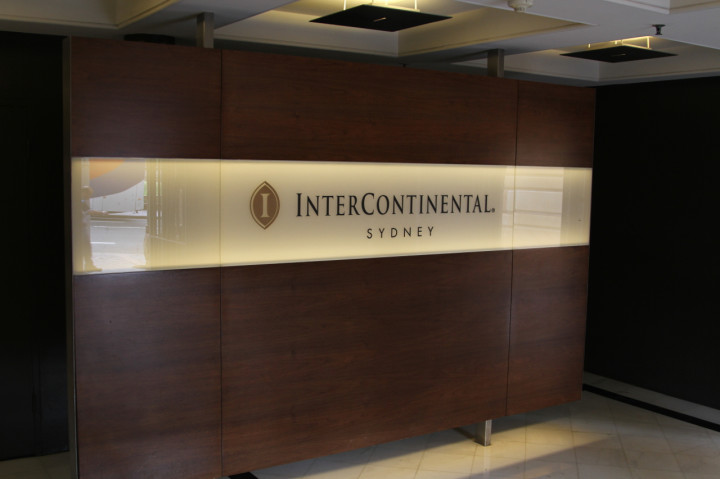 InterContinental Sydney – Mycket trevlig, men kort vistelse