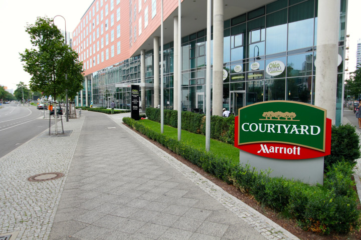 Courtyard by Marriott Berlin City Center – Trevligt nyrenoverat Courtyard