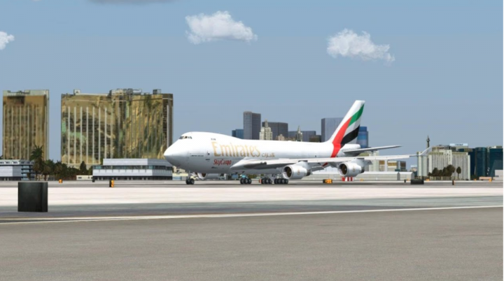 Emirates Business Class Boeing 777