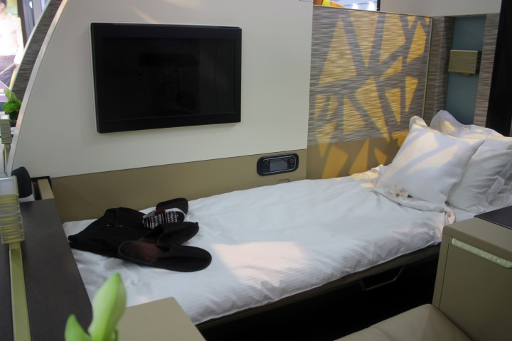 Etihad First Apartment