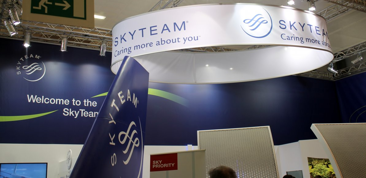 Skyteam - Caring more about you