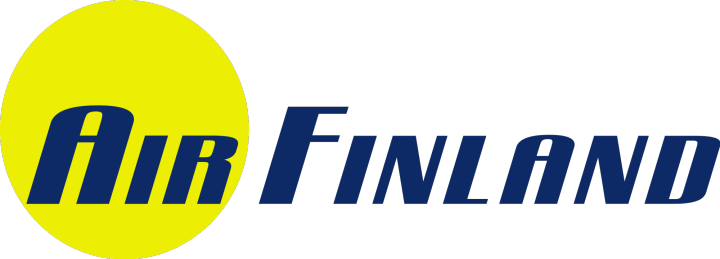 Air Finland (OF) logo PNG