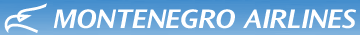 Montenegro Airlines (YM) logo PNG