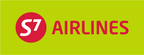 Siberia Airlines (S7) logo PNG