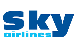 Sky Airlines (ZY) logo PNG