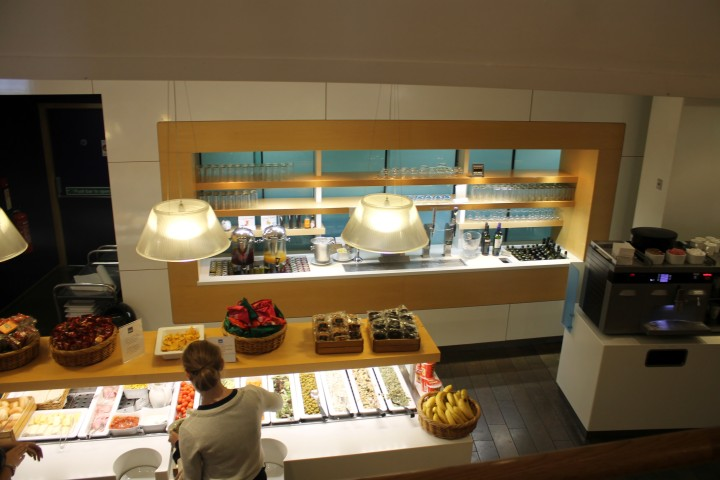 "SAS ""The London Lounge"", London Heathrow Terminal 3"