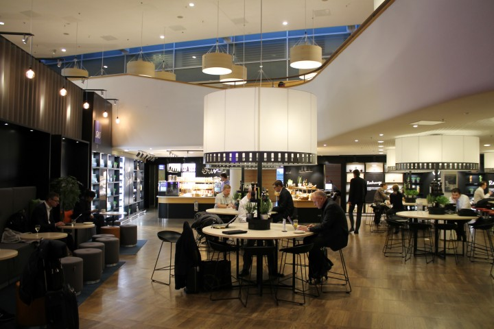 Recension: SAS Lounge på Kastrup (Köpenhamn)
