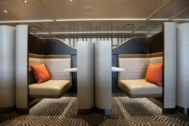 Singapore Airlines nya loungekoncept
