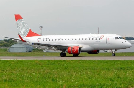 Air Lituanica Embraer ERJ-175