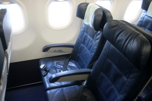 British Airways Business Class Club Europe Seat Airbus A320