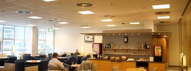 Air France Lounge, Frankfurt Terminal 2