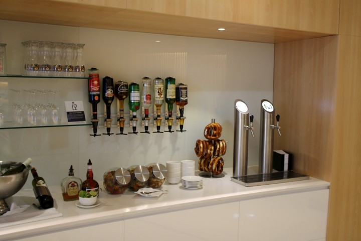 Air Canada Maple Leaf Lounge, Frankfurt