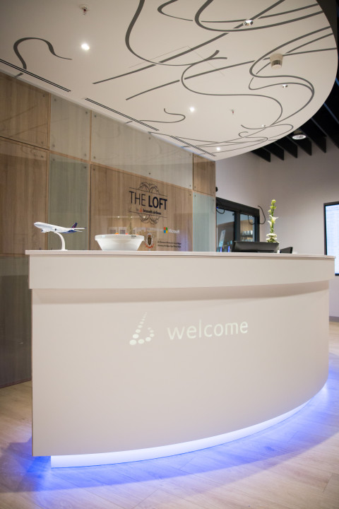 Brussels Airlines The Loft Lounge Brussels