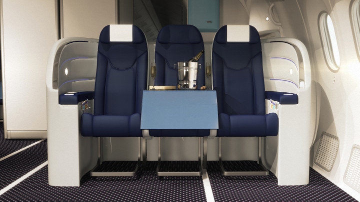 Thomson Airways DuoSeat