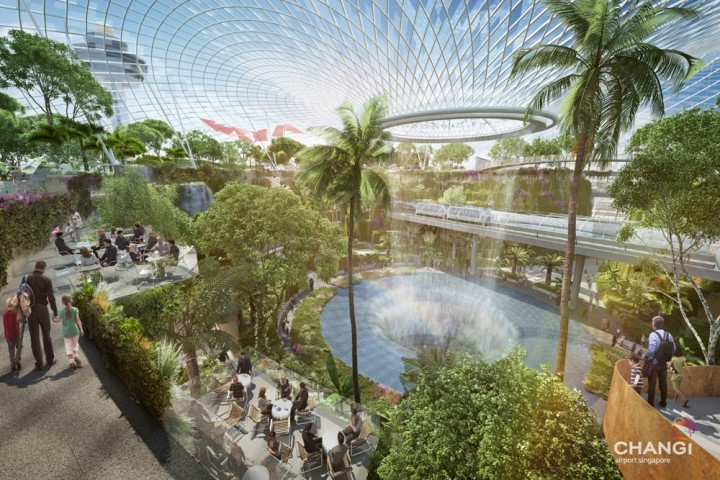 Singapore Changi Jewel