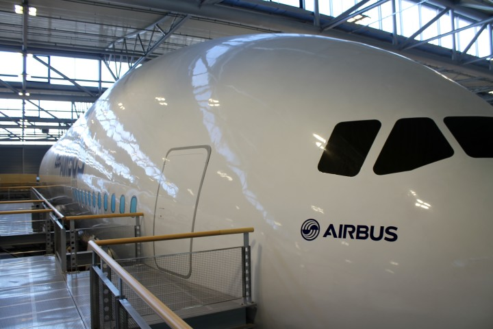 Airbus Cabin Mock-up Centre Toulouse