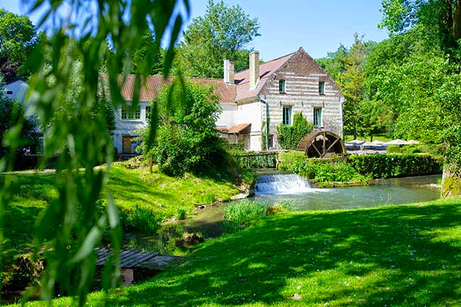 Historic Hotels of Europe - Domaine de Mombreux, Nord Picardie Champagne, France
