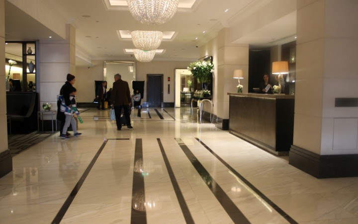 Intercontinental Park Lane Hotel London