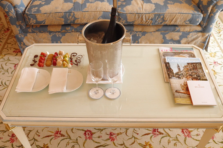 Hotel Splendido: A warm welcome