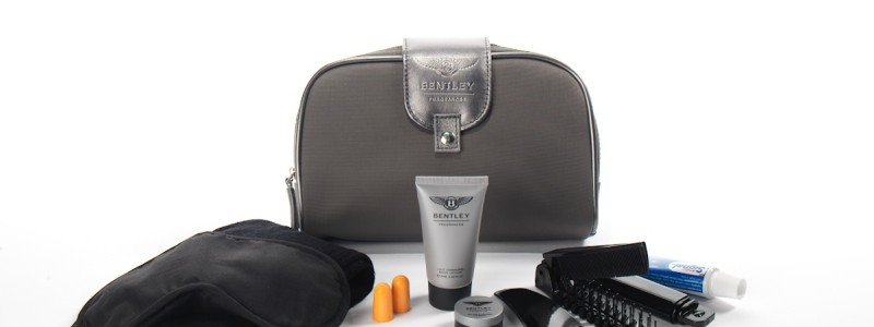 Turkish Airlines Amenity Kit Bentley