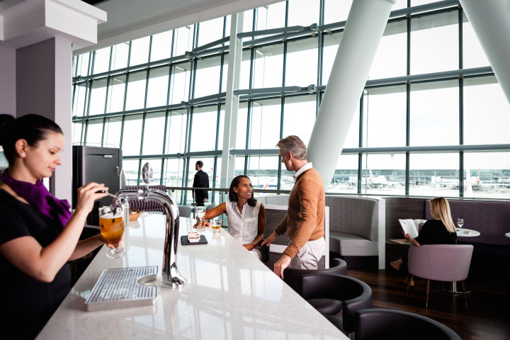Aspire, the Lounge and Spa at LHR T5, London Heathrow Terminal 5
