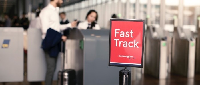 DY fast track