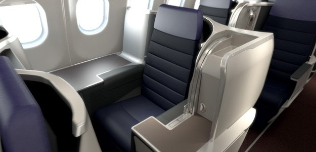 Malysia Airlines business class