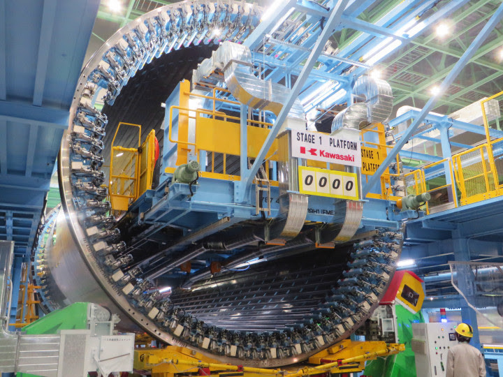 Kawasaki Heavy Industies; Stage 1 Platform; K66527; Subsection 43; 787-10
