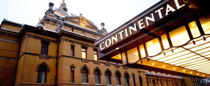 1.Hotel Continental