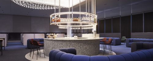 Finnair_NoSe Lounge_Business Lounge_Blueberry Bar