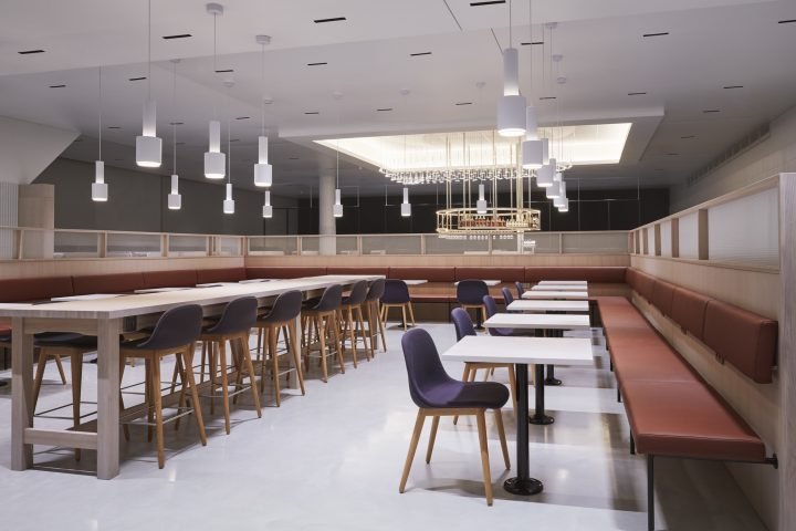 Finnair_NoSe Lounge_Business Lounge_Dining Area