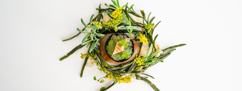 Clare Smyth - potato